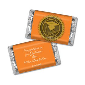 School Seal MINIATURES Candy Personalized Assembled