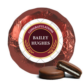 Academic Milk Chocolate Covered Oreo Cookies Assembled
