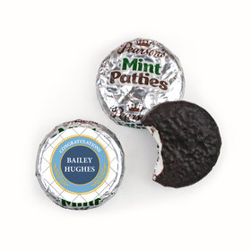 Graduation Personalized Pearson's Mint Patties Seal