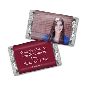 Graduation Personalized HERSHEY'S MINIATURES Wrappers Full Photo