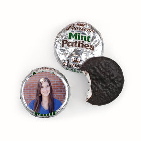 Graduation Personalized Pearson's Mint Patties Full Photo