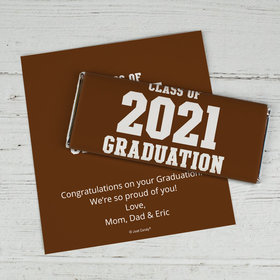 Greet Your Future Personalized Candy Bar - Wrapper Only
