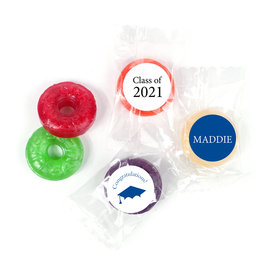 Academic Personalized Graduation LifeSavers 5 Flavor Hard Candy Assembled
