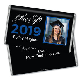 Personalized Graduation Photo Class of Giant 1lb Hershey's Chocolate Bar