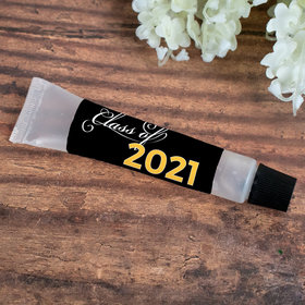 Hand Sanitizer Tube Personalized Graduation Class of 0.5 fl. oz.