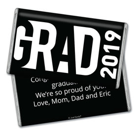 Personalized Graduation Grad Giant 1lb Hershey's Chocolate Bar