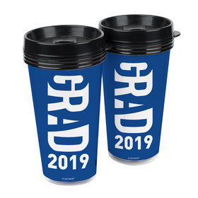 Personalized Graduation Grad Travel Mug
