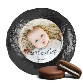 Personalized Little Darling Blessings Chocolate Covered Oreos (24 Pack)