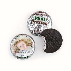 Personalized Little Darling Blessings Pearson's Mint Patties