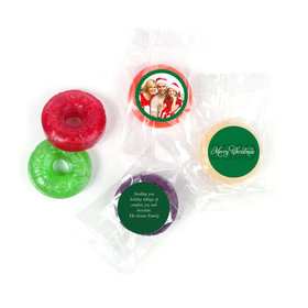 Personalized Life Savers 5 Flavor Hard Candy - Christmas Wishes