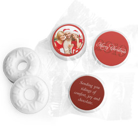 Personalized Life Savers Mints - Christmas Wishes