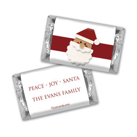 Cut Out Santa Christmas MINIATURES Candy Personalized Assembled