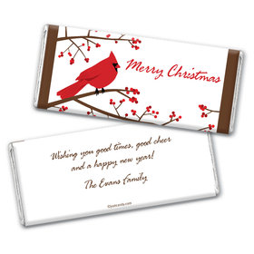 Icy Perch Personalized Candy Bar - Wrapper Only