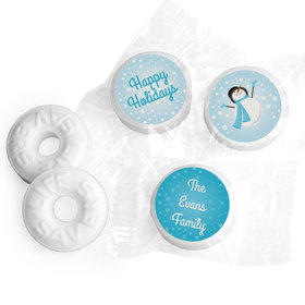 Frosty Personalized Christmas LIFE SAVERS Mints Assembled