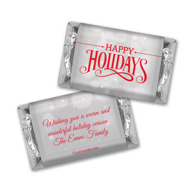 Cozy Holiday Christmas MINIATURES Candy Personalized Assembled