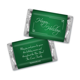 Good Tidings Christmas MINIATURES Candy Personalized Assembled