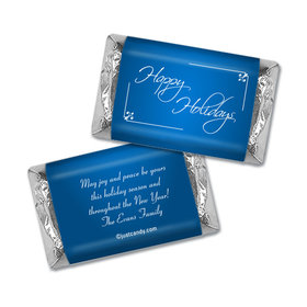 Good Tidings Christmas Personalized Miniature Wrappers