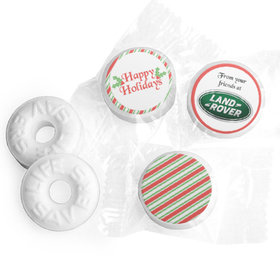 Personalized Life Savers Mints - Christmas Candy Cane