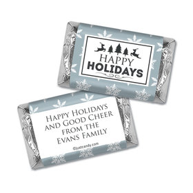 Frosted Fun Personalized Miniature Wrappers