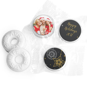 Personalized Life Savers Mints - Christmas Sparkles