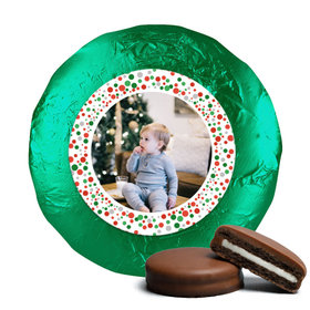 Personalized Christmas Confetti Add Your Photo Chocolate Covered Oreos