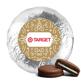 Personalized Happy Holidays Add Your Logo Chocolate Covered Oreos