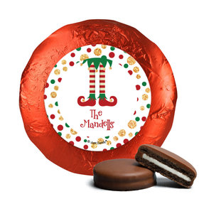 Personalized Christmas Naughty or Nice Chocolate Covered Oreos