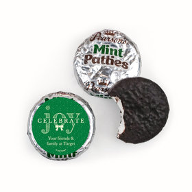 Personalized Christmas Spread Cheer Pearson's Mint Patties