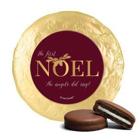 Personalized Christmas First Noel Chocolate Covered Oreos