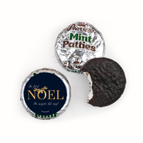 Personalized Christmas First Noel Pearson's Mint Patties