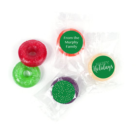 Personalized Life Savers 5 Flavor Hard Candy - Christmas Simply