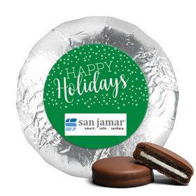 Personalized Chocolate Covered Oreos - Christmas Simply
