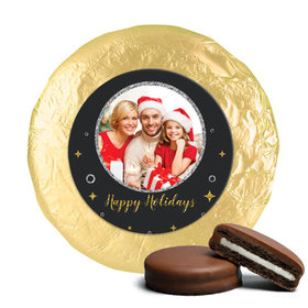 Personalized Chocolate Covered Oreos - Christmas Once Upon a Holiday