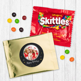 Personalized Christmas Once Upon a Holiday - Skittles