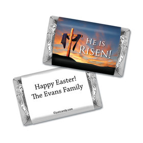 Easter Sunrise Personalized Miniature Wrappers