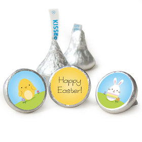 "Peeps Easter Candy 3/4"" Sticker (108 Stickers)"
