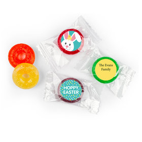 Personalized Easter Blue Chick LifeSavers 5 Flavor Hard Candy (300 Pack)