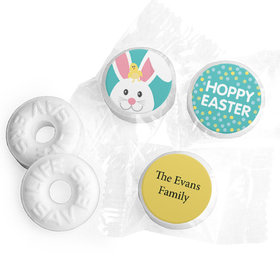 Personalized Easter Blue Chick Life Savers Mints