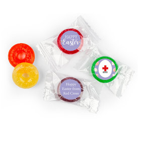 Personalized Life Savers 5 Flavor Hard Candy - Easter Egg Add Your Logo