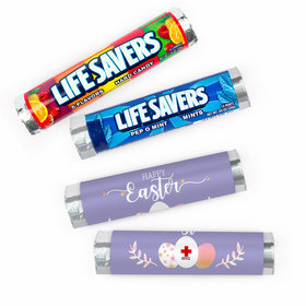 Personalized Add Your Logo Egg Lifesavers Rolls (20 Rolls)