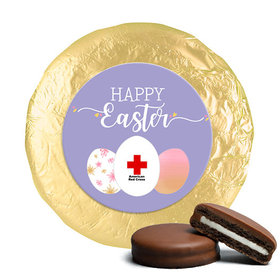 Personalized Milk Chocolate Covered Oreos - Easter Egg Add Your Logo