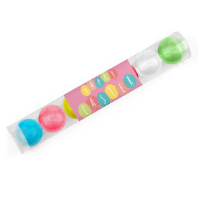 Easter Egg Party Gumball Tube