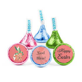 Hershey's Kisses - Easter Floral Bunny (50 Pack)