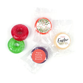 Personalized Easter Flowers Life Savers 5 Flavor Hard Candy
