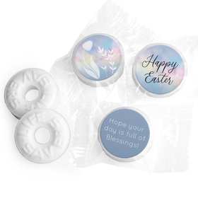 Personalized Easter Timeless Tulips Life Savers Mints