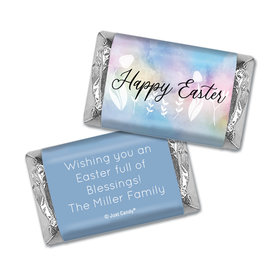 Personalized Easter Timeless Tulips Mini Wrappers