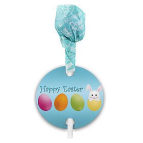 Easter Hatched an Egg Dum Dums with Gift Tag (75 pops)