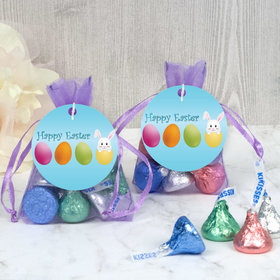 Easter Hatched an Egg Hershey's Kisses in Organza Bags