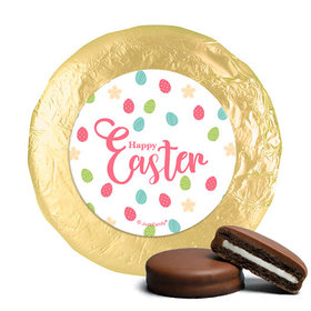 Easter Eggs & Flowers Milk Chocolate Covered Oreos