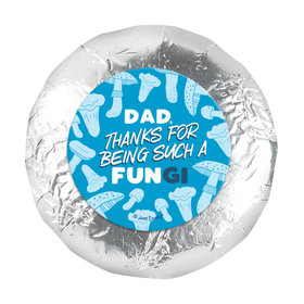"Dad's a FUNgi Father's Day 1.25"" Stickers (48 Stickers)"